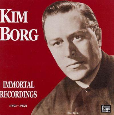 Kim Borg - Die Zauberflöte (Mozart)