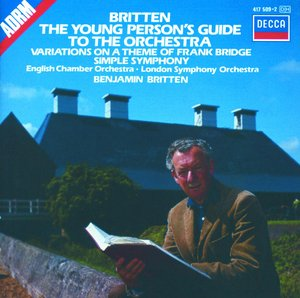 Benjamin Britten / The Young Person's Guide to the Orchestra