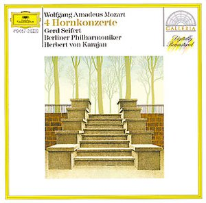 Mozart Barry Tuckwell Gervase de Peyer Peter Maag London Symphony Orchestra Clarinet Concerto Horn C