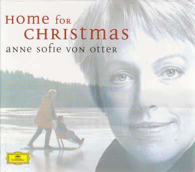Anne Sofie von Otter / Home for Christmas