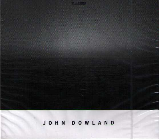 John Dowland / In Darkness Let Me Dwell / The Dowland Project