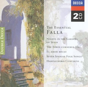 Manuel de Falla / The Essential 2CD