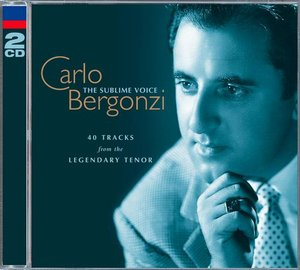Carlo Bergonzi / The Sublime Voice