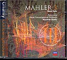 Gustav Mahler / Symphony No. 3 / Bach Suite / Royal Concertgebouw Orchestra / Riccardo Chailly