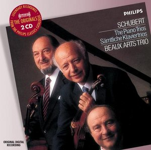 Franz Schubert / Piano Trios (Complete) / Beaux Arts Trio