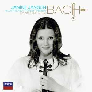 J.S. Bach / Two and Three Part Inventions / Partita no. 2 / Janine Jansen / Maxim Rysanov / Torleif Thedéen