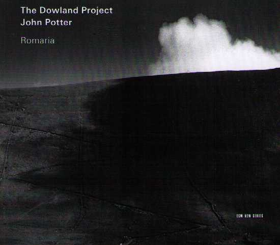 Romaria / The Dowland Project / John Potter