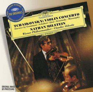 Nathan Milstein - Pyotr Ilyich Tchaikovsky Tchaikovsky Concerto for Violin in D Op. 35