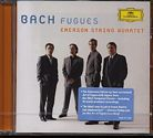 J.S. Bach / The Well-Tempered Clavier (Exceprts) / Emerson String Quartet