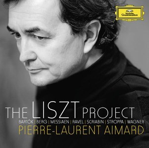 Franz Liszt / The Liszt Project / Pierre-Laurent Aimard