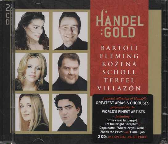 Georg Friedrich Händel / Händel Gold / Various artists