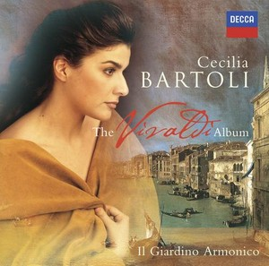 Cecilia Bartoli / The Vivaldi Album