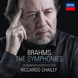 Johannes Brahms / Symphonies (Complete) / Orchestral Works // Gewandhausorchester / Riccardo Chailly