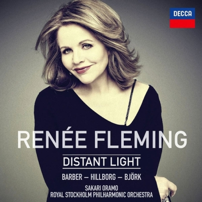 Renée Fleming / Distant Light // Samuel Barber / Anders Hillborg / Björk