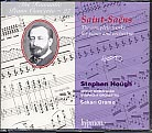 Camille Saint-Saëns / Complete works for piano and orchestra / Stephen Hough / CBSO / Sakari Oramo