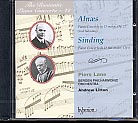 Eyvind Alnaes / Christian Sinding / Piano Concertos / Piers Lane / Bergen Philharmonic Orchestra / Andrew Litton