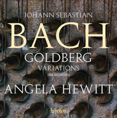 J.S. Bach / Goldberg Variations // Angela Hewitt