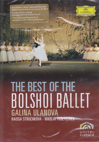 Bolshoi Ballet / Best of the Bolshoi Ballet DVD