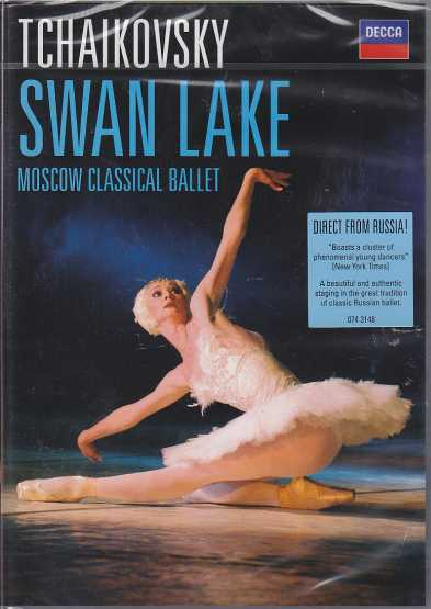 Pyotr Tchaikovsky / Swan Lake / Moscow Classical Ballet DVD