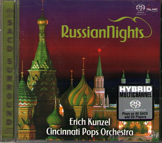 Russian Nights / Kunzel / Cincinnati Pops SACD