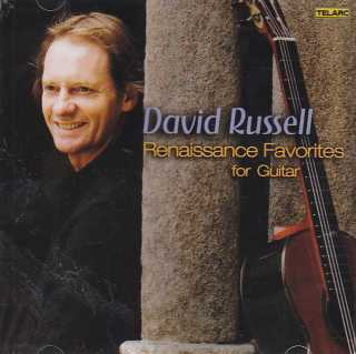 David Russell / Renaissance Favourites for guitar
