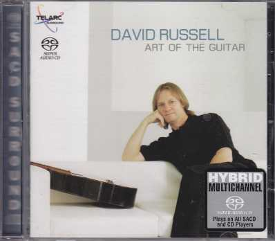David Russell / Art of the Guitar SACD