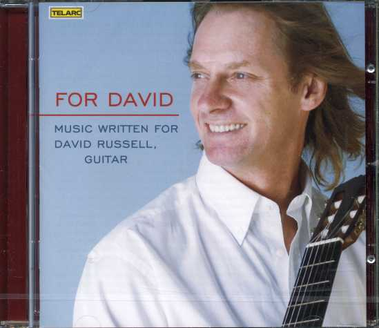 David Russell / For David: Music written for David Russell