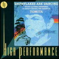 Isao Tomita / Snowflakes Are Dancing: Electronic Performances of Claude Debussy's Tone Paintings