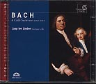 J.S. Bach / Cello Suites / Jaap ter Linden