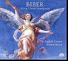 Heinrich Biber / Missa Christi resurgentis / The English Concert / Andrew Manze