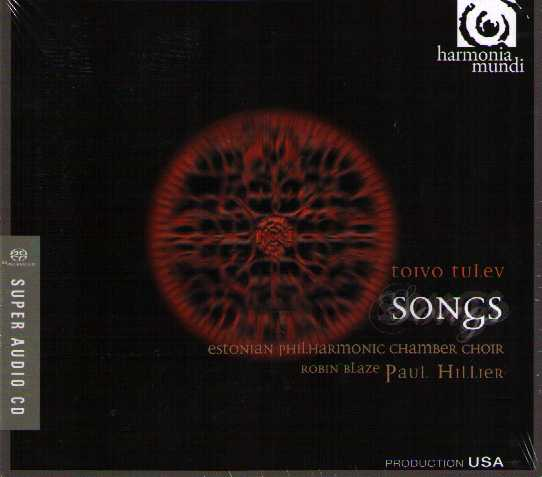 Toivo Tulev / Songs / EPCC / Paul Hillier