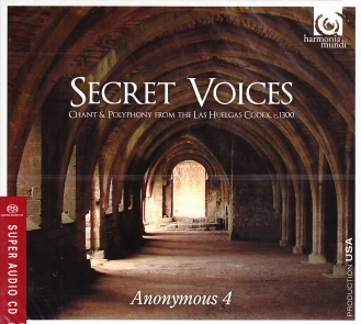 Anonymous 4 / Sacred Voices SACD