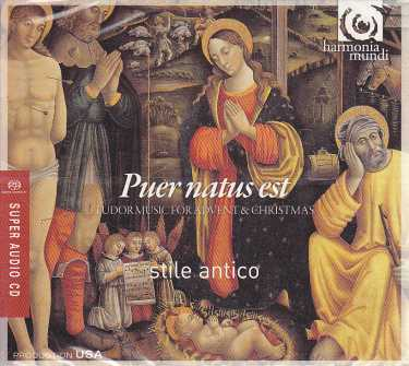 Puer natus est / Tudor Music for Advent and Christmas / Stile Antico SACD