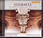 Johann Nepomuk Hummel / Mass Edition Vol. 2 / Mass in E Flat Major etc. / Collegium Musicum 90 / Richard Hickox