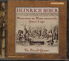 Heinrich Biber / Mensa sonora / Sonata in A major / The Purcell Quartet