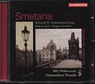 Bedrich Smetana / Orchestral Works, Vol. 1 / BBC Philharmonic / Gianandrea Noseda