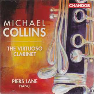 The Virtuoso Clarinet / Michael Collins