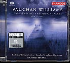 Ralph Vaughan Williams / Symphonies Nos. 6 & 8 etc. / London Symphony Orchestra / Richard Hickox SACD