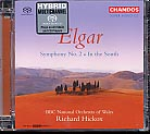 Edward Elgar / Symphony No. 2 / In the South / BBC National Orchestra of Wales / Richard Hickox SACD