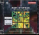 Stephan: Orchestral Works / SACD