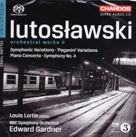 Witold Lutoslawski / Orchestral Works vol. 2 / BBC Symphony Orchestra / Edward Gardner