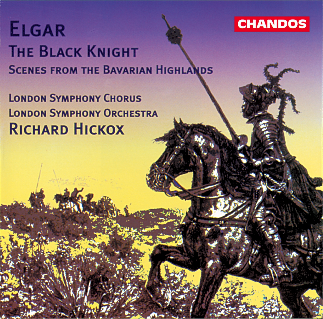 Edward Elgar / The Black Knight etc. / LSO / Richard Hickox