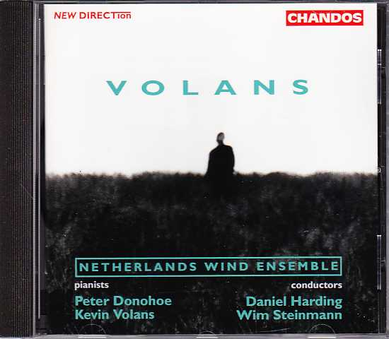 Kevin Volans / Music for Wind Ensemble