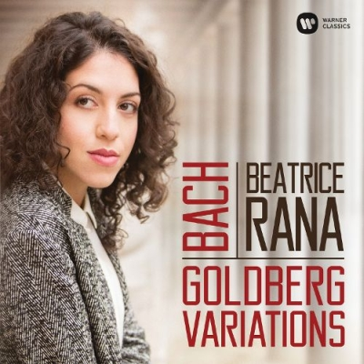 J.S. Bach / Goldberg Variations // Beatrice Rana