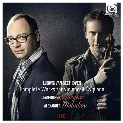 Ludwig van Beethoven / Complete Works for Cello and Piano // Jean-Guihen Queyras / Alexander Melnikov