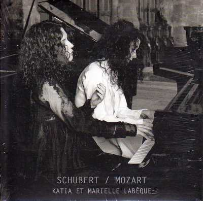 Franz Schubert / Fantasy D940 / W.A. Mozart / Sonata for two pianos K448 / Katia & Marielle Labèque