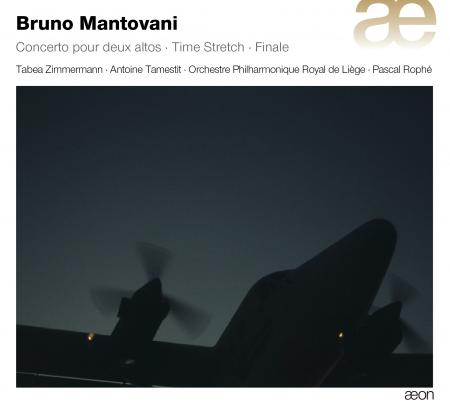 Bruno Mantovani / Time Stretch SACD