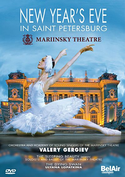New Year's Eve in St Petersburg / Valery Gergiev / Mariinsky Theatre DVD