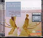 Karl Amadeus Hartmann / Sinfonia Tragica / Concerto for Viola and Piano SACD