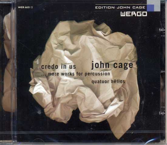 John Cage / Credo in Us etc.